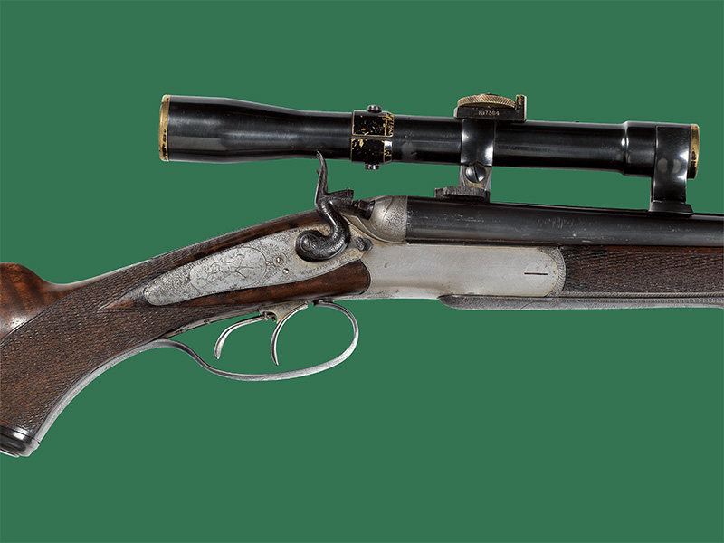 2018/06/30 Sporting and Vintage Guns (442 items) - Dorotheum
