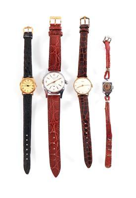 Schmuck und Uhren