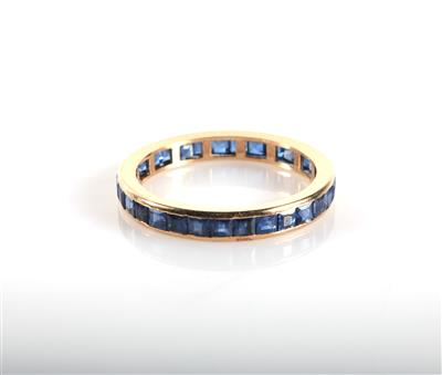 Saphir Memory Ring - Jewellery and watches