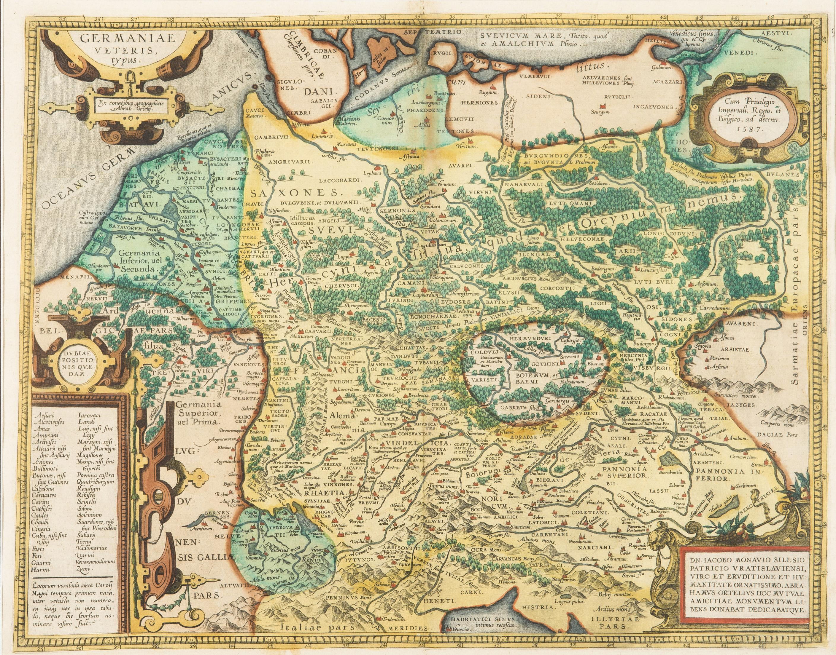 ORTELIUS AHAM, A MAP OF GERMANY, around 1590 ... on map of european countries, map of amsterdam, map of prussia, map of romania, map of norway, map of rhine river, map of austria, map of switzerland, map of luxembourg, map of czech republic, map of united states, map of german cities, map of denmark, map of bundesliga teams, map of hungary, map of berlin, map of uk, map of netherlands, map of czechoslovakia, map of bavaria,
