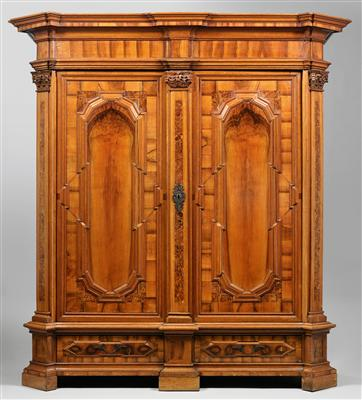 Hallenschrank, - Art and Antiques & Paintings