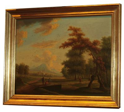 Johann Christian Brand - Art and Antiques & Paintings
