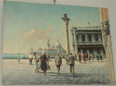 Luigi Boscolo - Antiques and Paintings