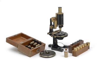 Grosses mikroskop von carl zeiss saisonabschluß auktion bilder