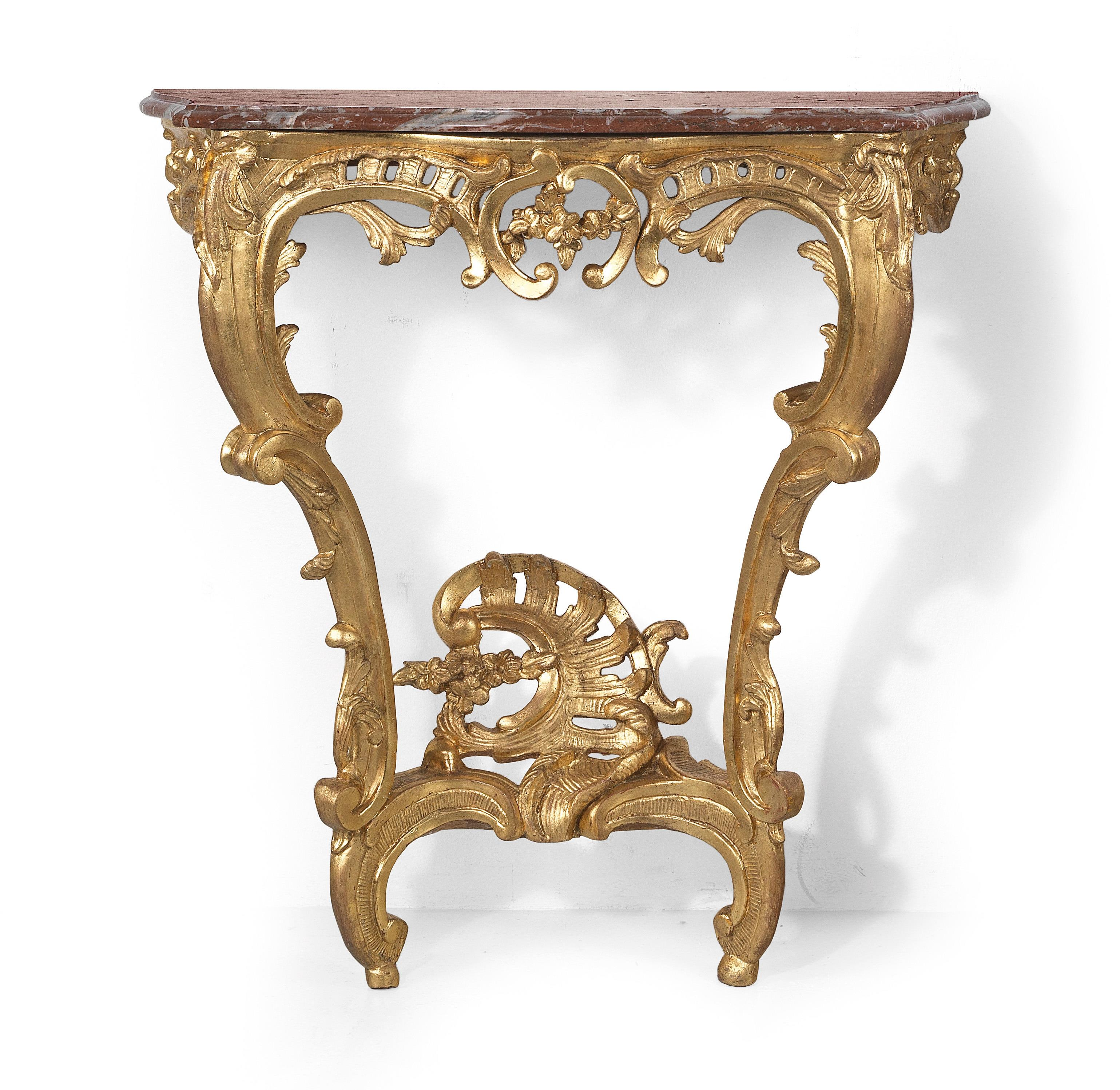 Console Table Works Of Art 2018 10 25 Realized Price Eur 10 625 Dorotheum