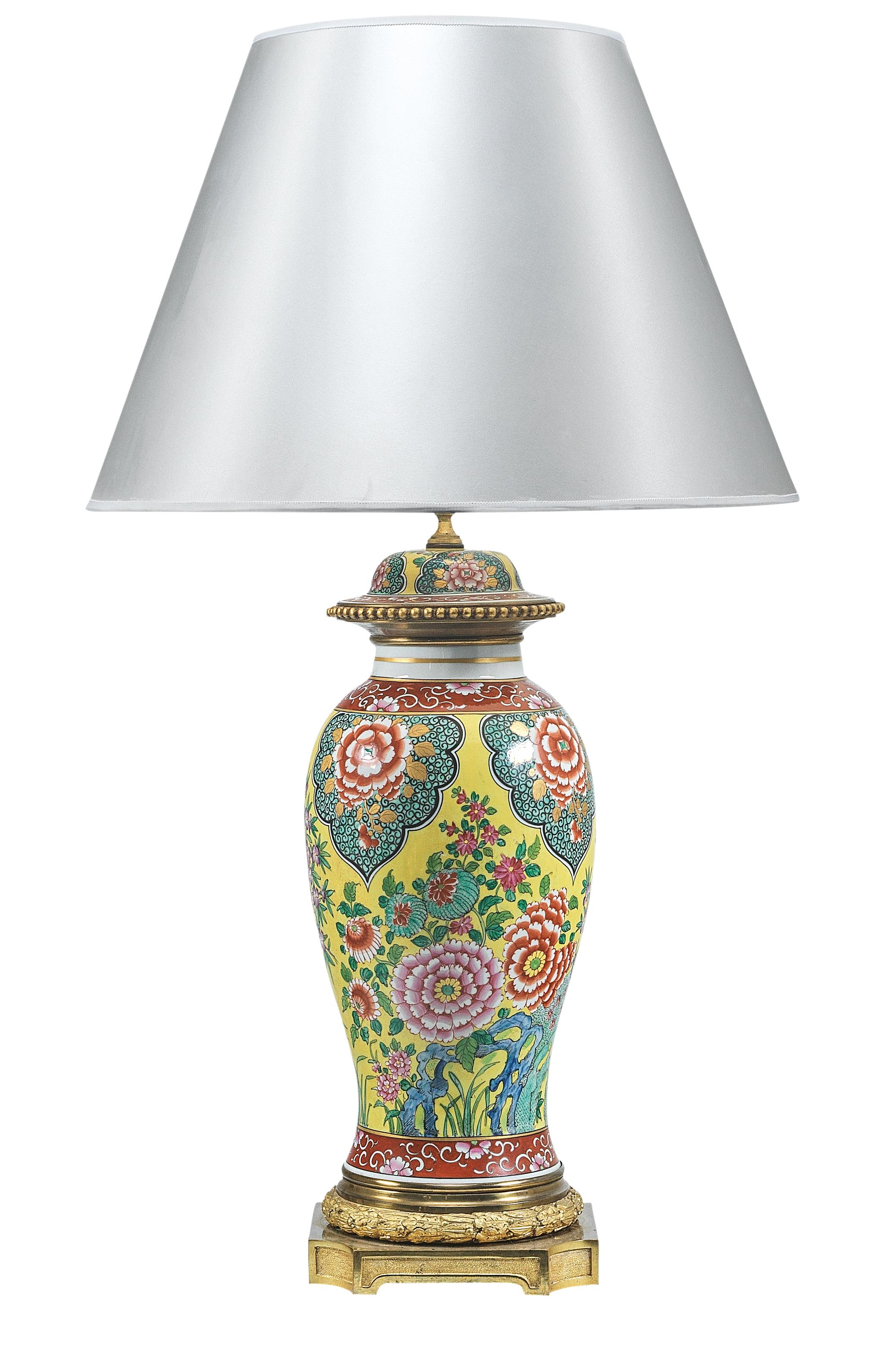 A Large Decorative Table Lamp Works Of Art 2020 11 05 Estimate Eur 2 400 To Eur 3 200 Dorotheum