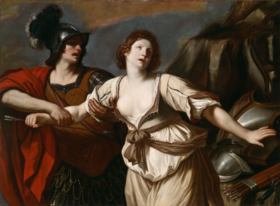 Giovanni Francesco Barbieri, il Guercino - Old Master Paintings 2010/04/21  - Realized price: EUR 1,042,300 - Dorotheum