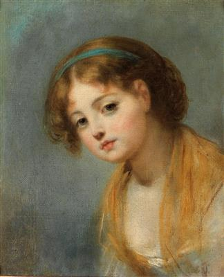 Jean-Baptiste Greuze - Old Master Paintings