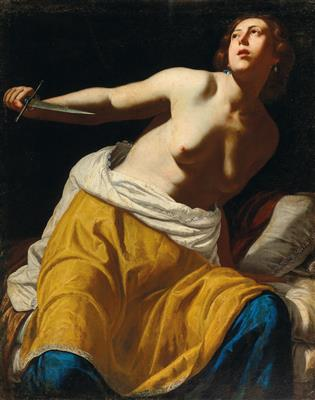 Artemisia Gentileschi - Old Master Paintings