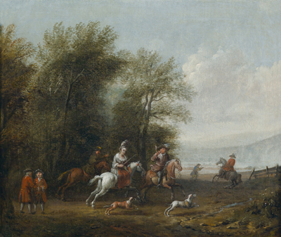 Cornelis van Essen - Old Master Paintings