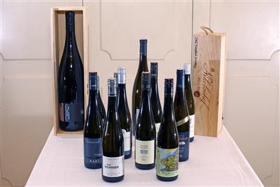 Best of Riesling mit Siegerweinen der GENUSS.Trophy Riesling - Charity-Weinauktion