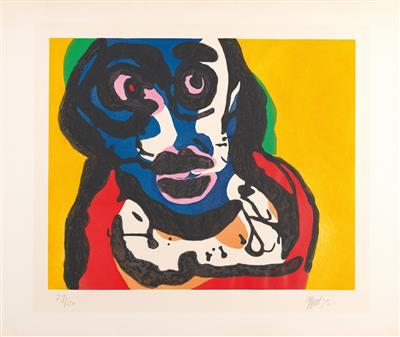 Karel Appel * - Druckgrafik und Multiples