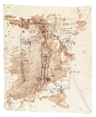Hermann Nitsch * - Druckgrafik und Multiples
