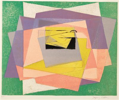 Jacques Villon * - Druckgrafik und Multiples