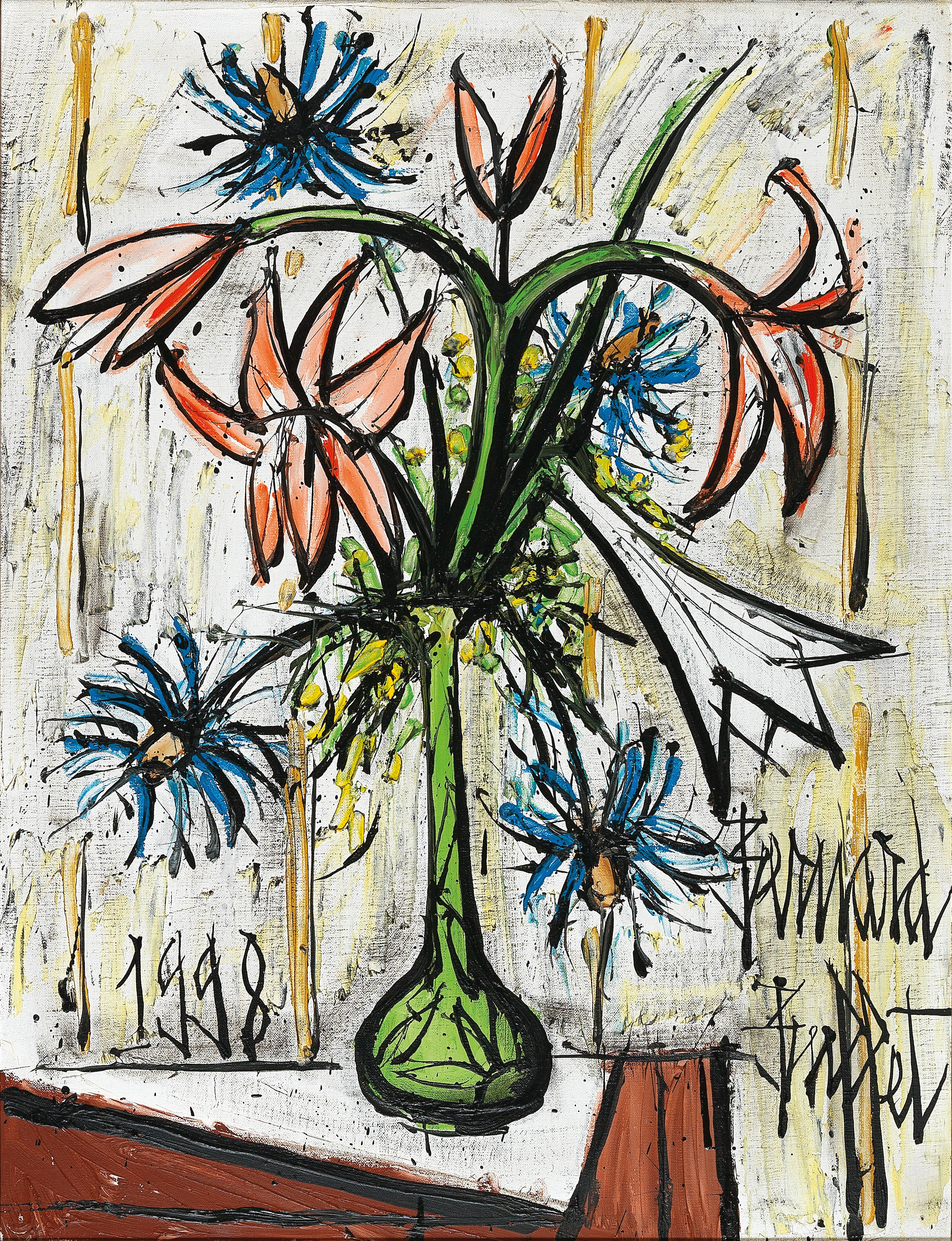 Awesome Bernard Buffet Modern Art 2019 06 04 Realized Price Download Free Architecture Designs Scobabritishbridgeorg