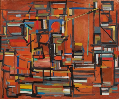 French Abstract Art Van Abbe Museum