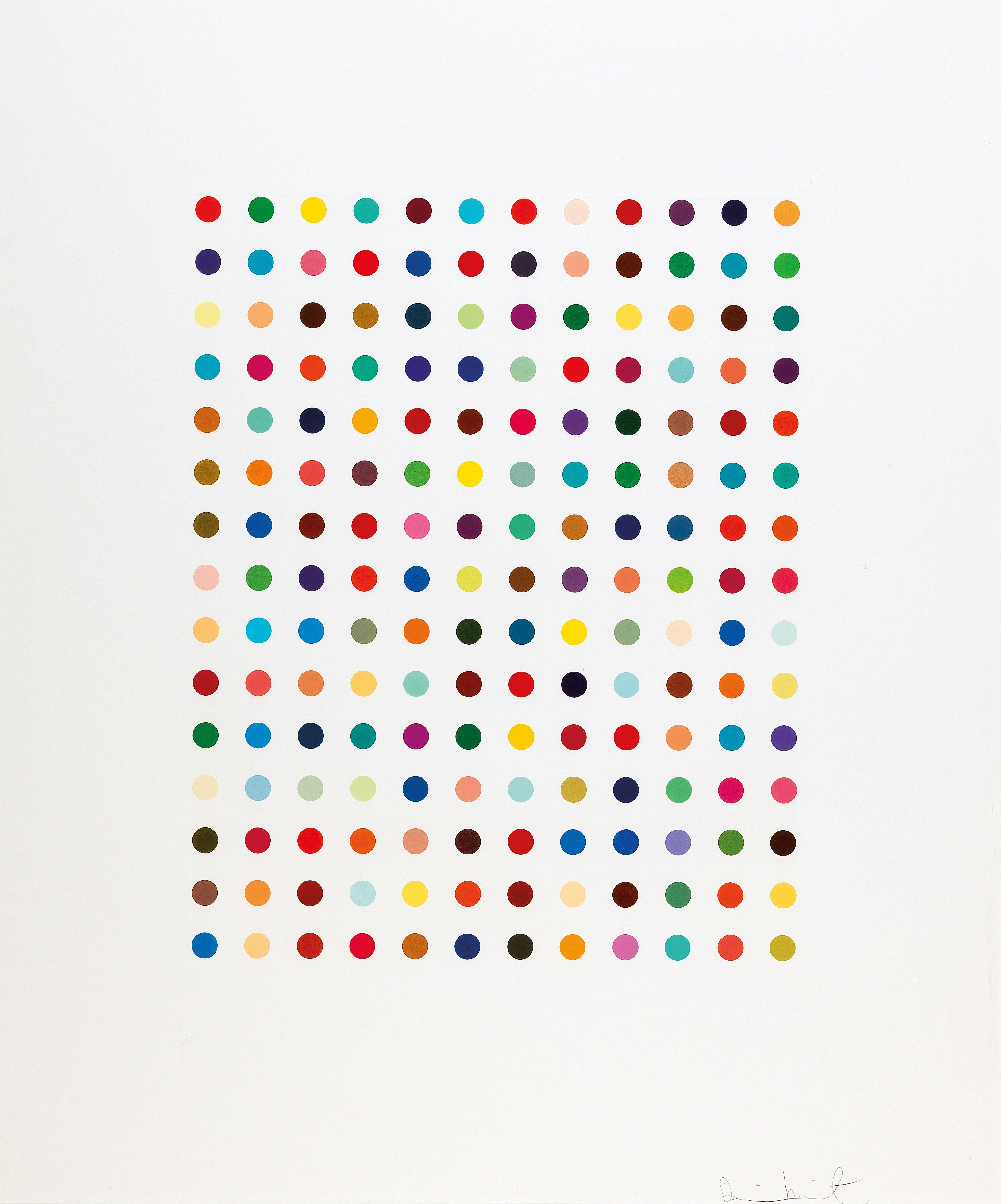 Damien Hirst Post War And Contemporary Art Ii 2019 06 06 Realized Price Eur 19 399 Dorotheum