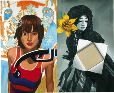 David Salle - Modern and Contemporary Art
