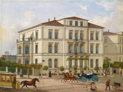 Austrian Master, 2nd half 19th Century - 19th Century Paintings & Watercolours