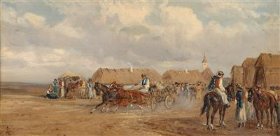 Alfred Steinacker - 19th Century Paintings and Watercolours