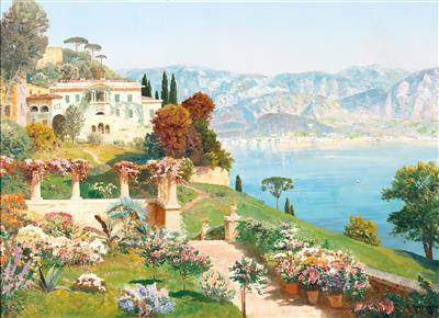 Alois Arnegger * - 19th Century Paintings and Watercolours