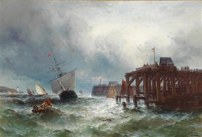 Theodore Weber - 19th Century Paintings and Watercolours