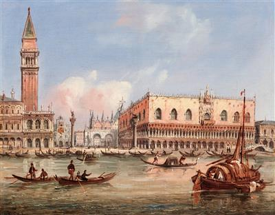 Carlo Grubacs (Grubas) - 19th Century Paintings and Watercolours