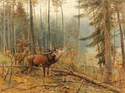 Wilhelm Lorenz * - 19th Century Paintings and Watercolours