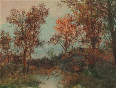 Adolf Kaufmann - 19th Century Paintings and Watercolours