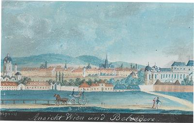 Balthasar Wigand - Master Drawings, Prints before 1900, Watercolours, Miniatures