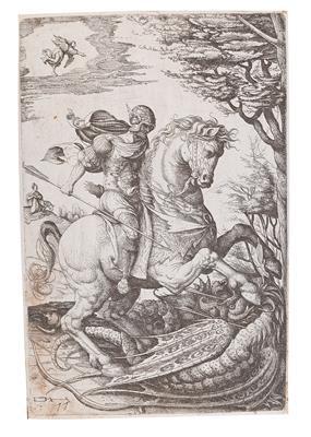Meisterzeichnungen und Druckgraphik bis 1900, Aquarelle, Miniaturen