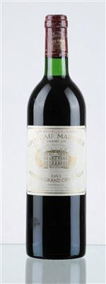 1983 Château Margaux Grand Vin, Premier Grand Cru Classé, 750 ml - 1 Flasche - FALSTAFF-WEIN-CHARITY