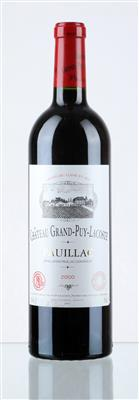 2000 Château Grand-Puy-Lacoste Pauillac, Grand Gru Classé en 1855, 750 ml - 1 Flasche - FALSTAFF-WEIN-CHARITY