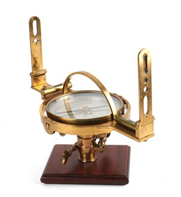 A mid 19th century English Mining Dial - Antique Scientific Instruments, Globes and Cameras
