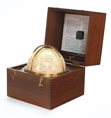 A Kelvin Hughes Star Globe - Antique Scientific Instruments, Globes and Cameras