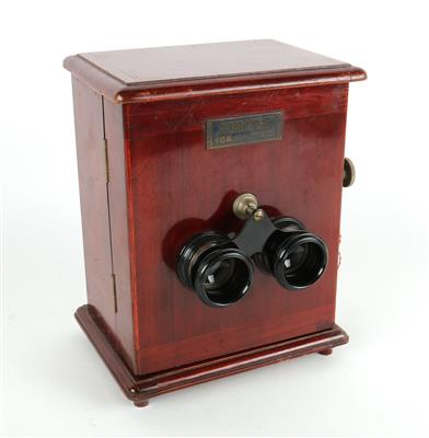 ICA Stereospekt Stereobetrachter - Antique Scientific Instruments, Globes and Cameras