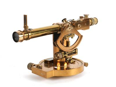 A c. 1930 British Navy Surveying Instrument - Antique Scientific Instruments, Globes and Cameras