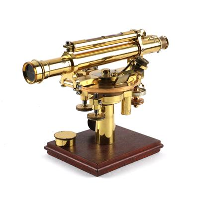 A Kern & Cie Level Instrument - Antique Scientific Instruments, Globes and Cameras