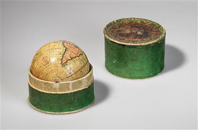 Historische wissenschaftliche Instrumente, Modelle, Globen, Fotoapparate