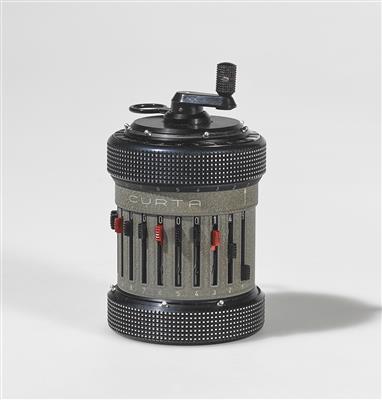 Mechanische Rechenmaschine CURTA II
