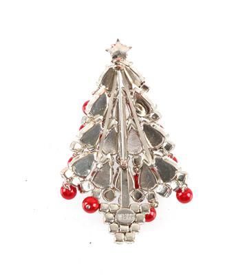 Wien Weihnachtsbaum Kaufen.Weihnachtsbaum Brosche Vintage Mode Und Accessoires 31 10 2017