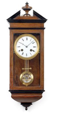 A Small Wall Mounted Pendulum Clock