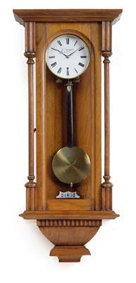 Wall Mounted Pendulum Clock From Prague