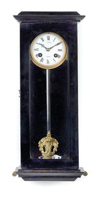 A small wall pendulum clock from France - Antiquariato