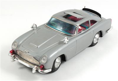 aston martin db5 action car spielzeug. Black Bedroom Furniture Sets. Home Design Ideas
