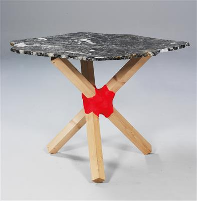 "An ""Amateur Workshop"" table, Jersey Seymour * - Design 2014/06 ..."