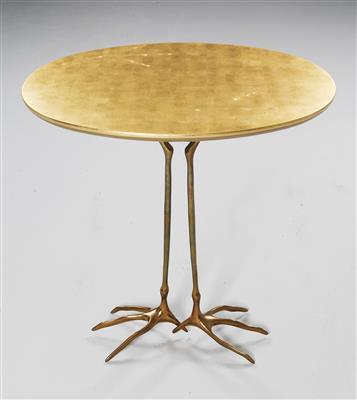 Meret Oppenheim Tavolino.A Traccia Side Table Designed By Meret Oppenheim Design