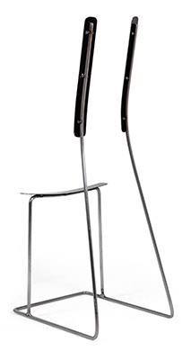 "A ""Seating Machines"" chair object, Neil Nenner, - Design"