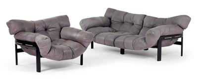 Strange A Set Of A Sofa And An Armchair Designed By Angelo Pdpeps Interior Chair Design Pdpepsorg