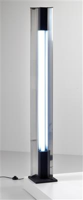 "the latest 86dba dfe50 ""Moonlight"" adjustable neon floor lamp, designed by Ettore ..."